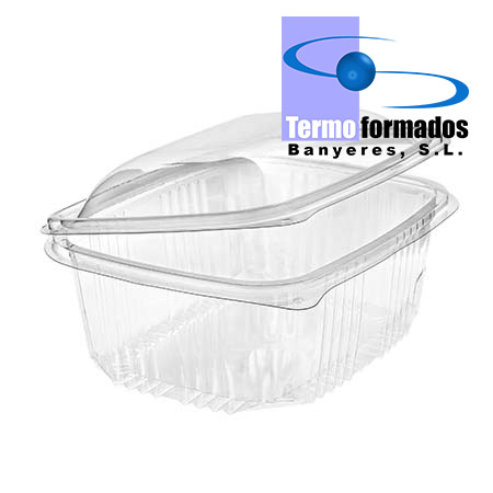 envase-ensaladera-estuche-tarrina-bisagra-transparente-2000-cc-tapa-alta-abierta-termoformados-banyeres-envase-plastico