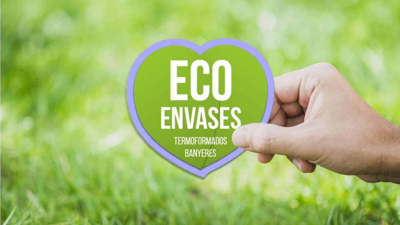 Eco packaging Eco envases Termoformados Banyeres eco packaging reciclable y reciclado